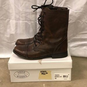 This is for a new store display size 10 Steve madd